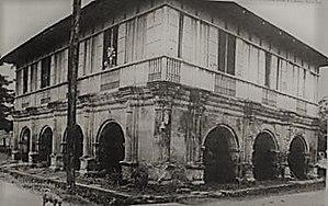 Bahay na bato - Cariño Ancestral house