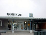Gladbecker Westbahnhof