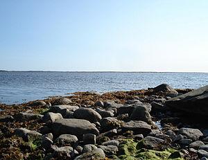 James Bay - James Bay, near Chisasibi, Quebec.