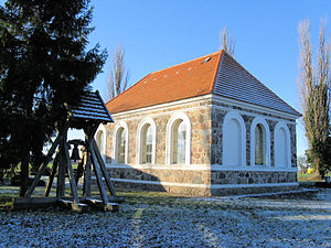 Gammelin - Image: Bakendorf Kirche 2009 01 05 060