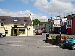 Ballinspittle village centre