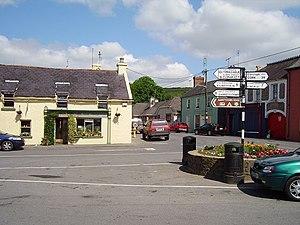 Ballinspittle - Ballinspittle village centre