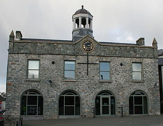 Market houses in Northern Ireland - Image: Ballynahinch Market House