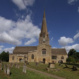 Bampton, Oxfordshire village and civil parish in West Oxfordshire, England