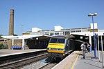 Banbury - Chiltern 82303 up train.JPG