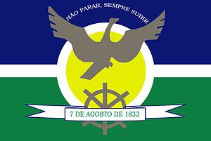 Laranjeiras, Sergipe - Image: Bandeira laranjeiras