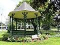 Bandstand on Town Common - Tewksbury, Massachusetts - DSC00069.JPG