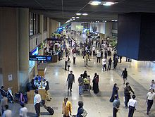 Bangkok International Airport, terminal 1 arrivals-KayEss-2.jpeg