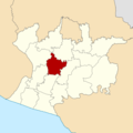 Bantul, Bantul Location Map.png
