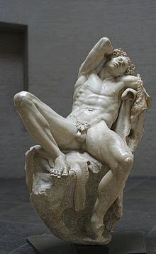 Faune Barberini, Glyptothèque de Munich, Inv.218
