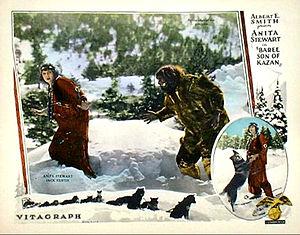 Baree, Son of Kazan (1925 film) - lobby card