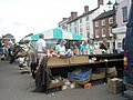 Bargains to be had at Ludlow Market (3) - geograph.org.uk - 1466886.jpg
