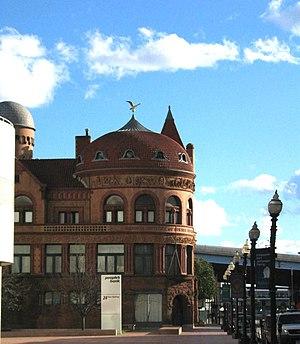 National Register of Historic Places listings in Bridgeport, Connecticut - Image: Barnum Museum, Bridgeport