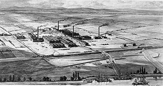 BASF - BASF Werk in Ludwigshafen, 1865