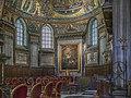 Basilica di Santa Maria Maggiore altare maggiore a Roma.jpg