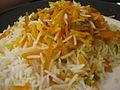 Basmati Rice India, cooked.jpg