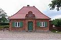 Baudenkmal Wallmeisterhaus der Festung Dömitz IMG 8908.jpg