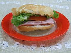 Bauru (sandwich) - WikiVisually