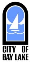 sello oficial de Bay Lake, Florida