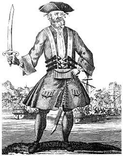 representations of pirates in fiction or riterature