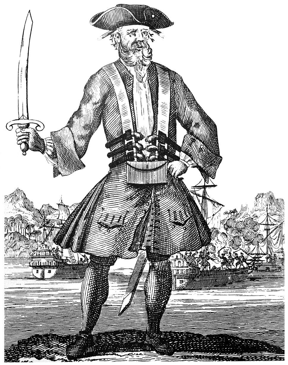 Bbeard Sword