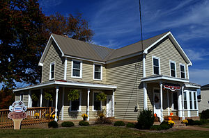 National Register of Historic Places listings in Chesterfield County, Virginia - Image: Beach Station (Chesterfield, Virginia)