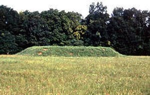 National Register of Historic Places listings in Tishomingo County, Mississippi - Image: Bear Creek Mound
