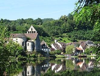Beaulieu-sur-Dordogne - Beaulieu-sur-Dordogne in 2010