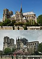 Before and after the fire Notre Dame.jpg