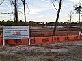 Beginning stages of construction, The Crossroads at Independence, Wilmington, North Carolina.jpg