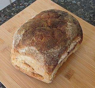 Belfast bap a large bread roll, originally from Belfast, Northern Ireland