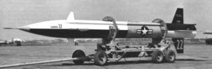 Bell X-9 trailer