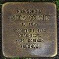 Bendorf-Sayn, Koblenz-Olper-Str. 71, Stolperstein Frieda Schmitz.jpg