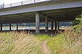 Beneath M27 motorway bridge - geograph.org.uk - 1375894.jpg