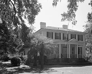 National Register of Historic Places listings in Georgetown County, South Carolina - Image: Beneventum Plantation, Road S 22 431, Georgetown vicinity (Georgetown County, South Carolina)