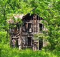 Benton Township - Columbia County PA - abandoned building.jpg
