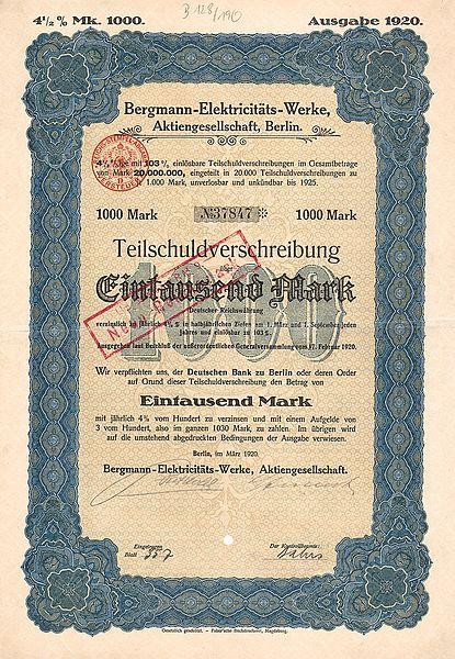 http://upload.wikimedia.org/wikipedia/commons/thumb/f/f2/Bergmann-Elektricit%C3%A4ts-Werke_1000_Mk_1920.jpg/415px-Bergmann-Elektricit%C3%A4ts-Werke_1000_Mk_1920.jpg