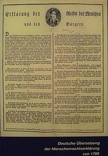 erklrung der menschen und brgerrechte - Burgerrechte Beispiele