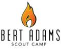 Bert Adams Scout Camp Logo.png