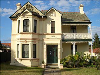 Bexley, New South Wales - St Elmo, Harrow Road