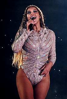 Have beyonce lady gaga naked the message