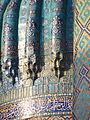 Bibi Khanum Mosque, Samarkand (4934024443).jpg
