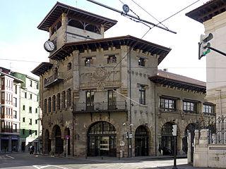 Bilbao-Atxuri station