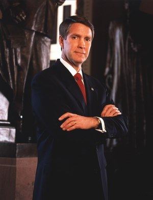 {{w|Bill Frist}}, U.S. Senator from Tennessee.