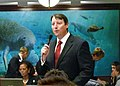 Bill Galvano comments on a measure considered on the House floor.jpg