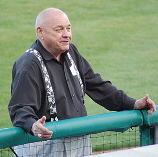 Bill Valentine American baseball player