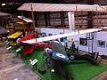Biplanes in Virginia Aviation Museum.JPG