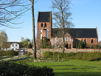 Birkerød - Birkerød Church