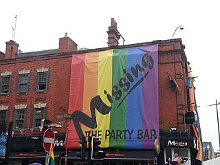 Birmingham Gay Village