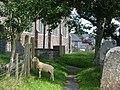 Blackawton churchyard - geograph.org.uk - 208651.jpg